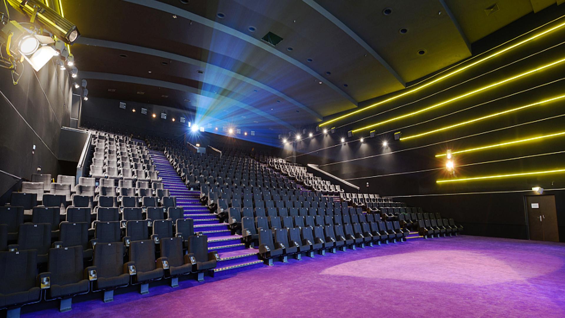 Kulturbrauerei Kino