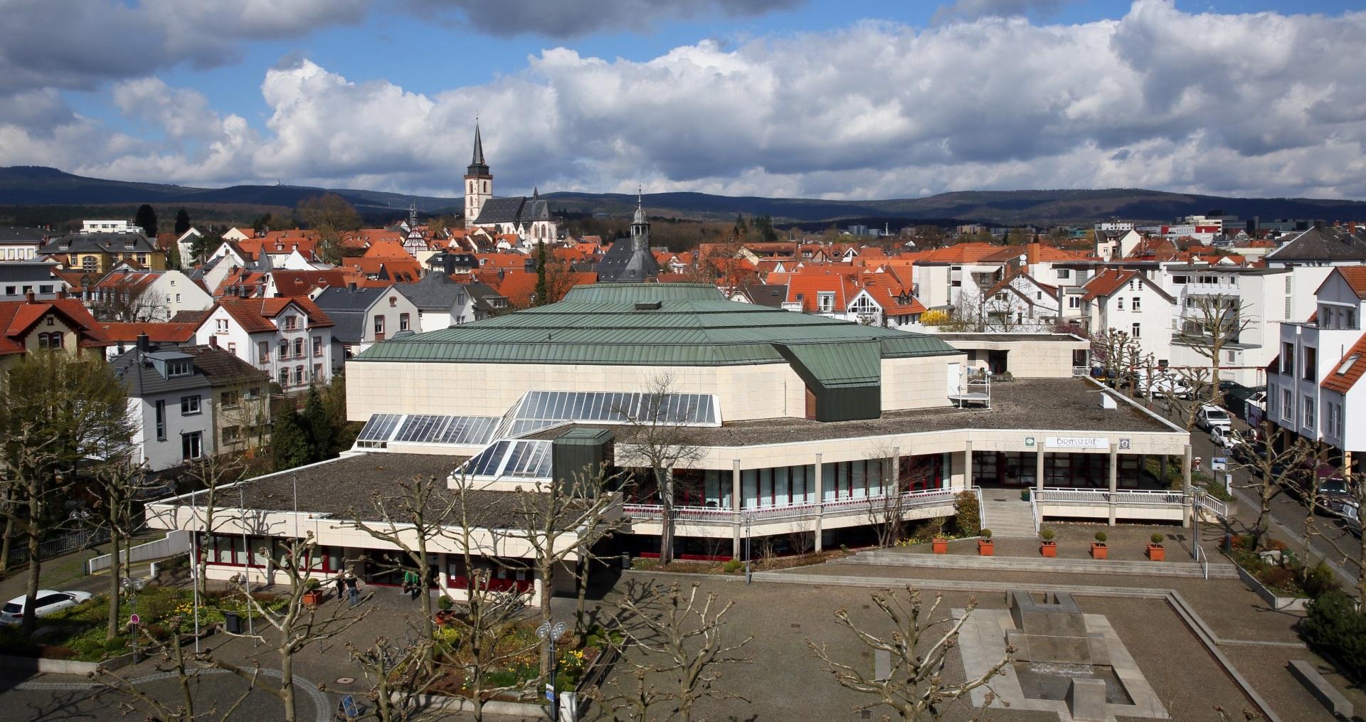 Stadthalle Oberursel