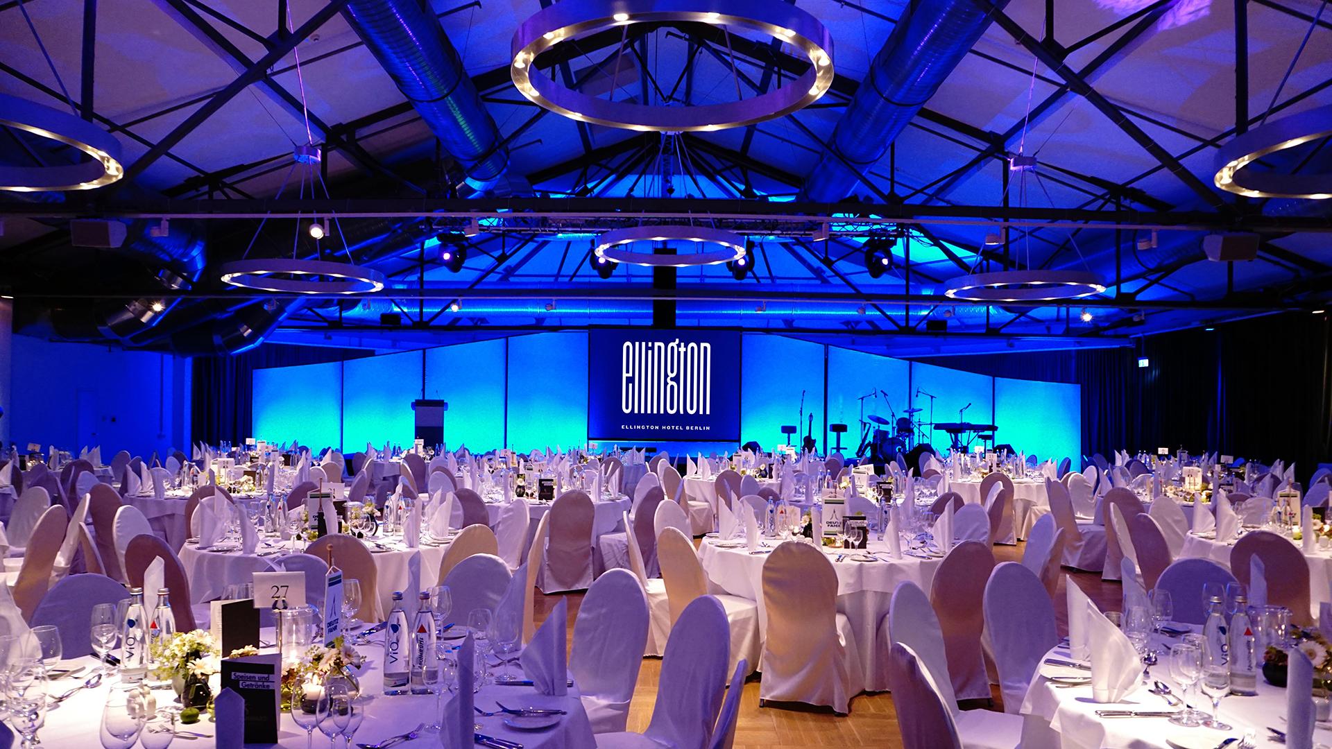 Ellington Hotel Berlin Wedding Locations Fiylo