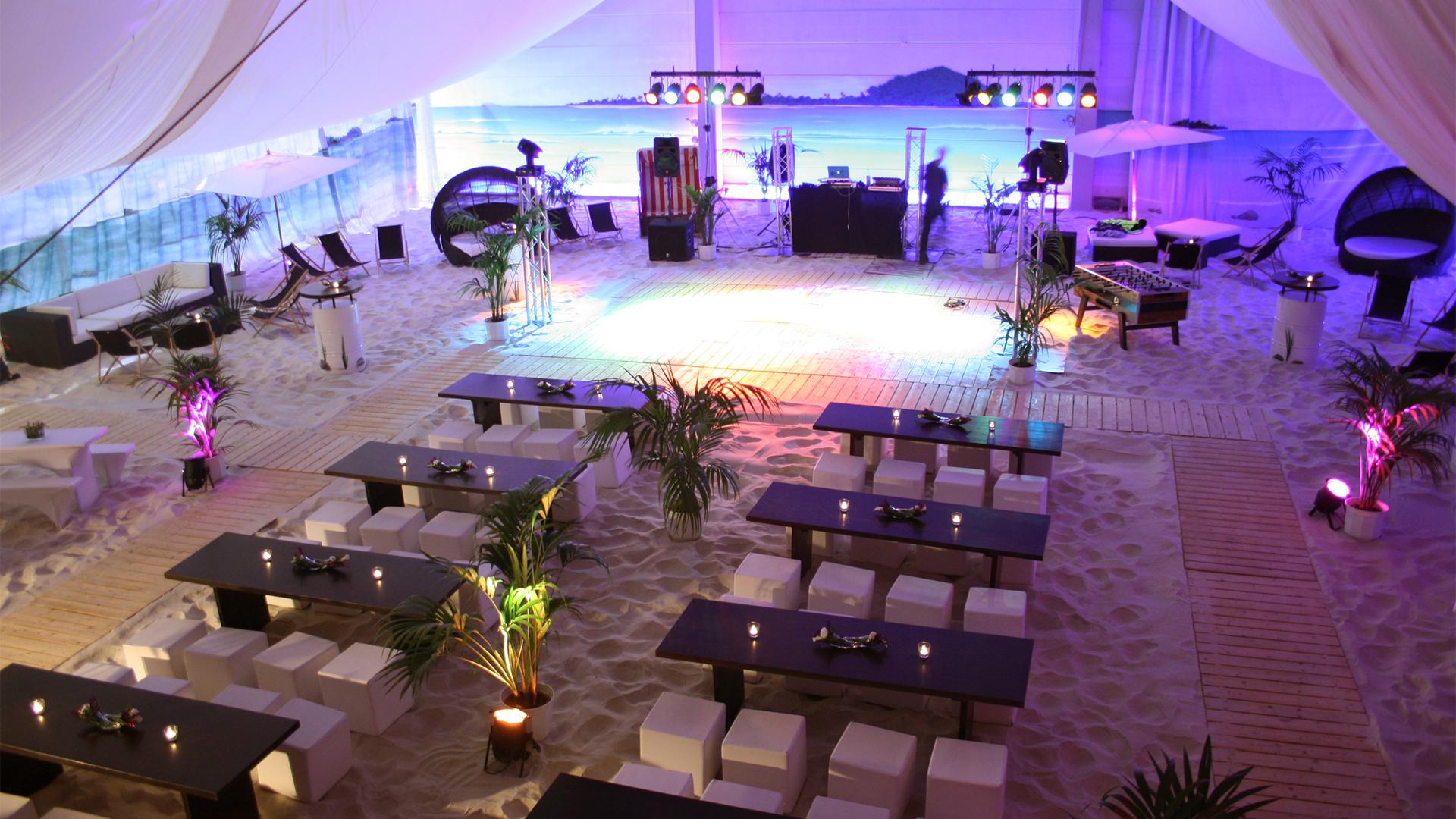 Indoor Beachcenter Berlin Wedding Locations Fiylo