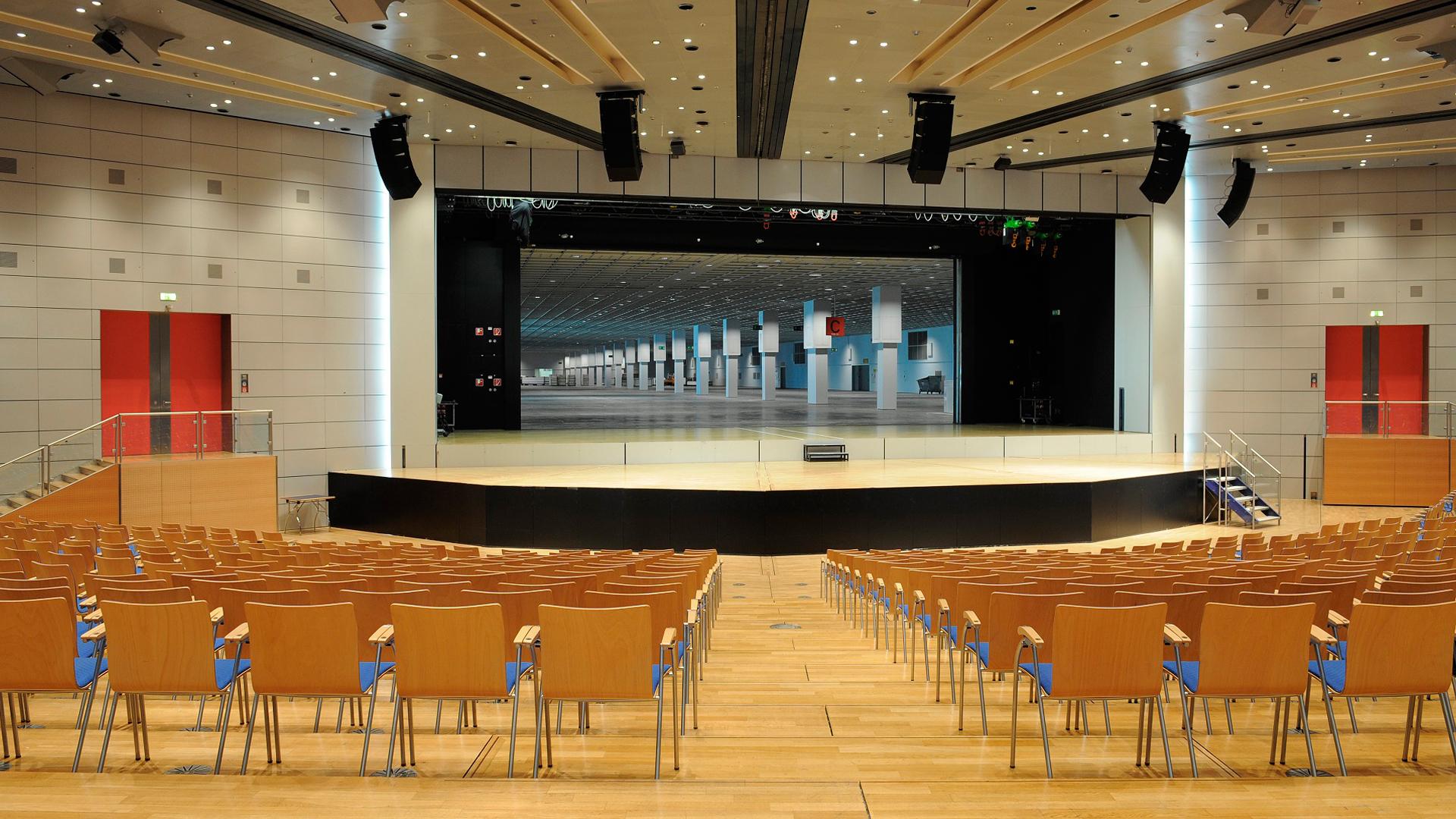 congress center messe frankfurt up to 500 persons fiylo. Black Bedroom Furniture Sets. Home Design Ideas