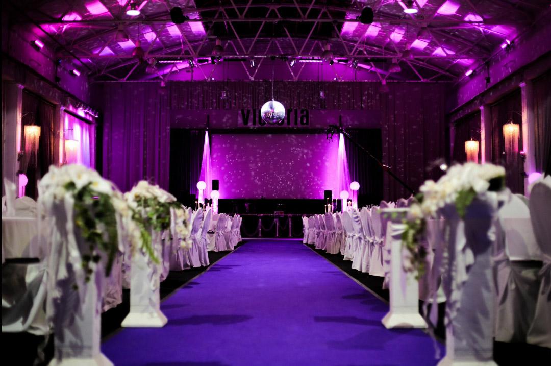 La Victoria Eventhalle - Event halls - fiylo