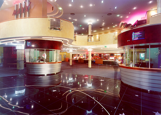 Cinemaxx Stuttgart Liederhalle Stuttgart