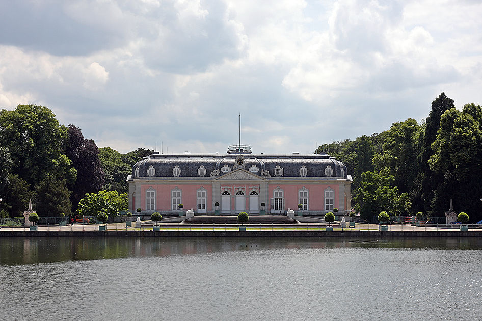 Schloss Benrath Up To 50 Persons Fiylo