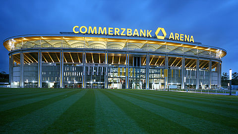 Commerzbank-Arena - Meeting rooms - fiylo