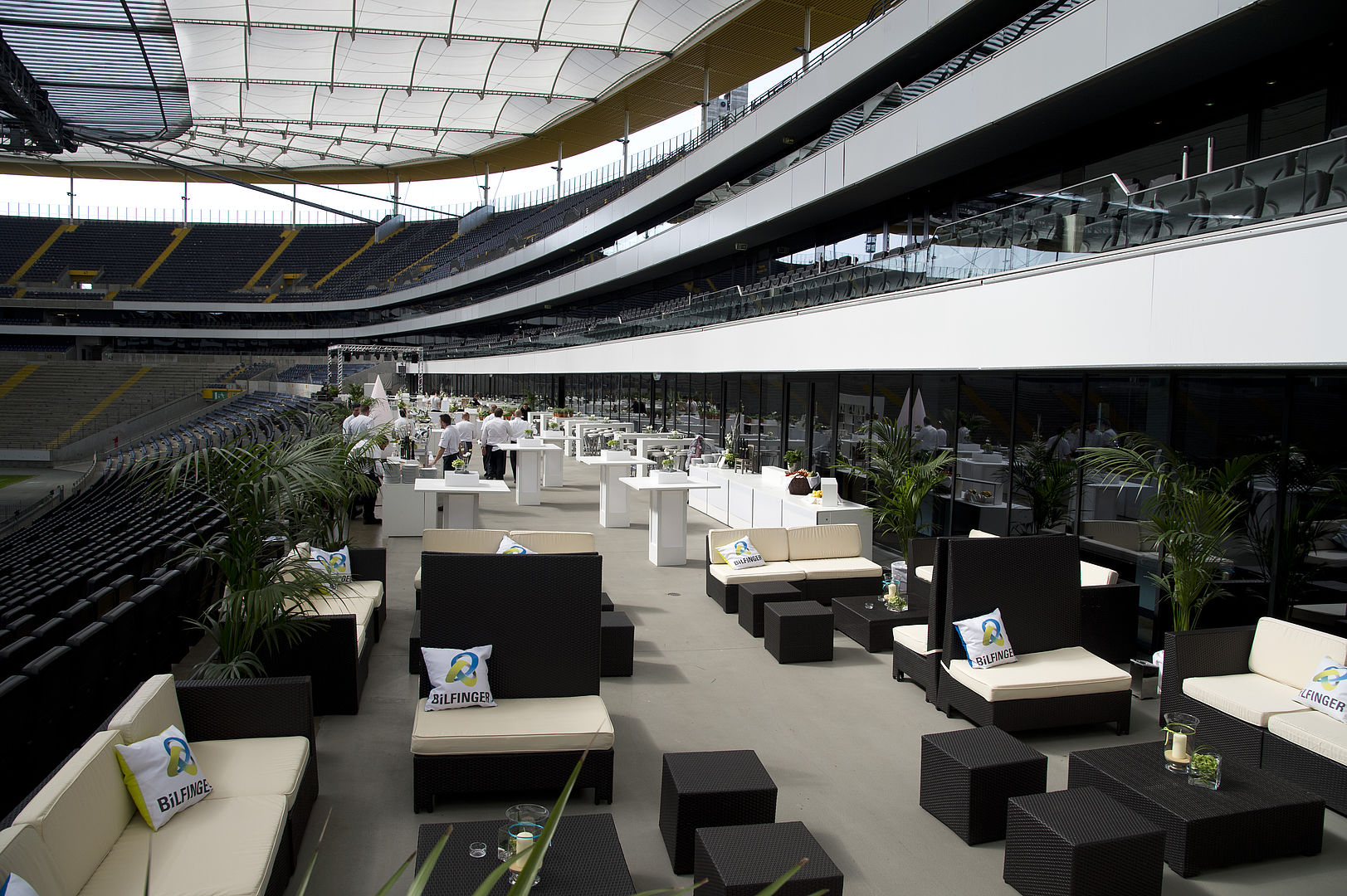 Commerzbank Arena Up To 500 Persons Fiylo