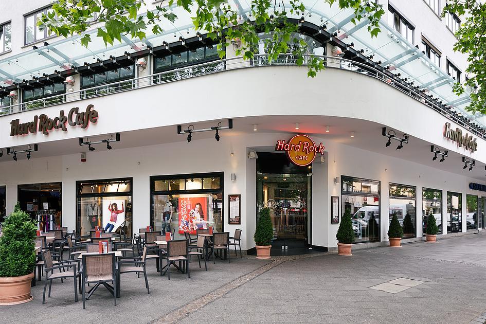 Hard Rock Cafe Berlin - Restaurants - fiylo