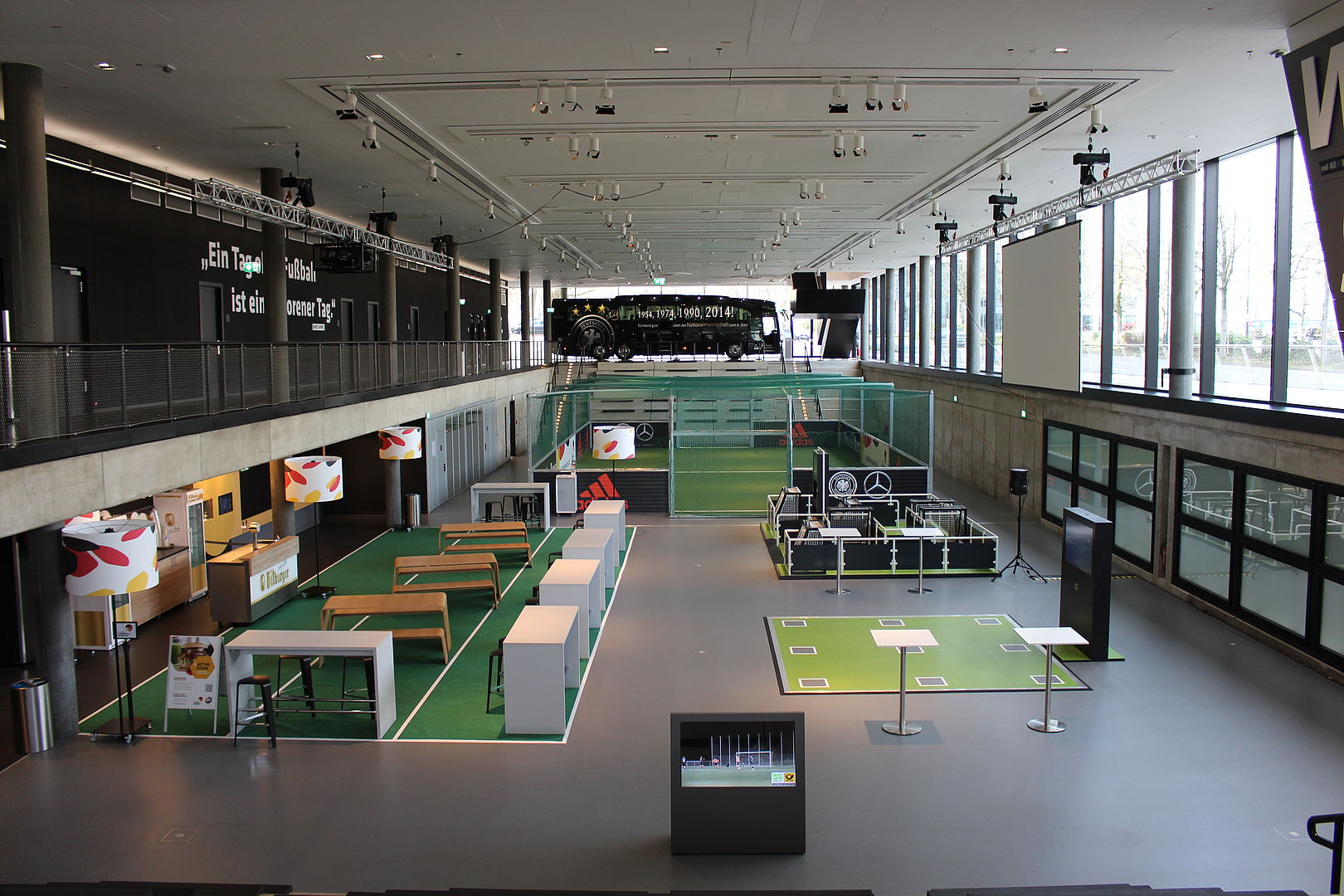 Deutsches Fussballmuseum In Dortmund Meeting Rooms Fiylo